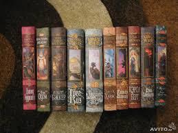 Книги разное