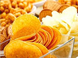 Снэки, чипсы, сухарики